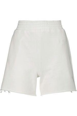 RTA Shorts aus Baumwoll-Jersey