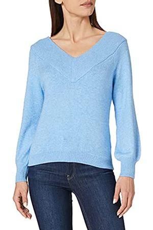 JDY Damen SHANON L/S Off Shoulder Pull KNT NOOS Pullover
