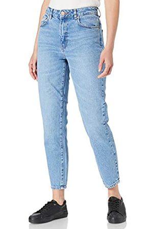 Noisy May Damen NMISABEL HW MOM LB BG NOOS Jeans
