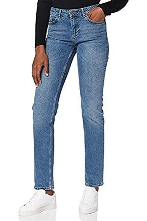 Noisy May Damen NMJENNA NW CS059MB NOOS Straight Jeans