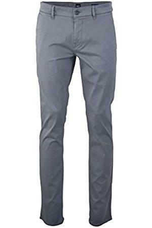 HUGO BOSS Herren Schino-Regular D Regular-Fit Casual-Chino aus angerauter Stretch-Baumwolle