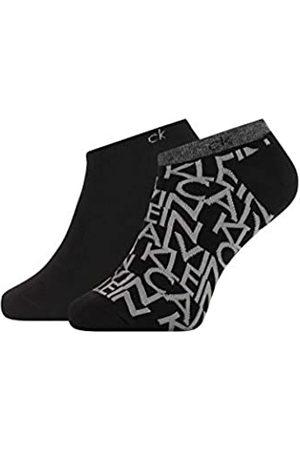 Calvin Klein Herren Socken & Strümpfe - Socks Mens Liner 2p Deangelo Socks