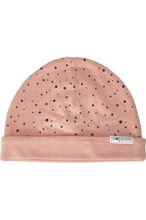 Noppies Baby-Mädchen G Hat REV Lynn Beanie-Mütze, Peach Skin-P214