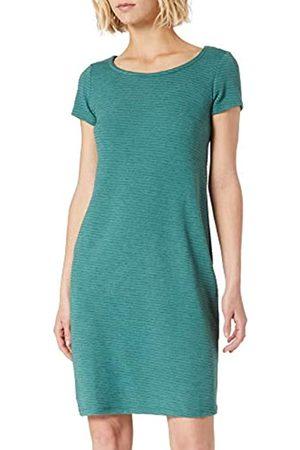 Noppies Damen Dress ss Zinnia Kleid, Blue Spruce-P699