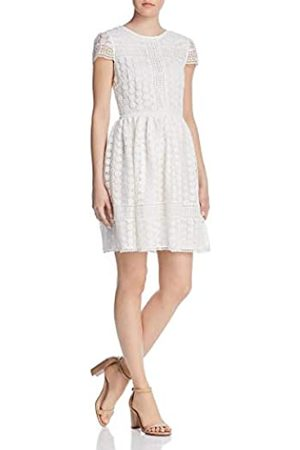 French Connection Damen Parker Short Sleeve Lace Dress Freizeitkleidung