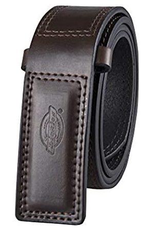 Dickies Men's No-Scratch Mechanic Belt, Brown