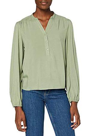 JDY Damen MARLON L/S Shirt WVN NOOS Bluse