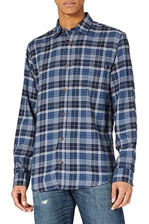 JACK & JONES Herren JPRBLUKEVIN Check Shirt L/S ONE Pocket Klassisches Hemd
