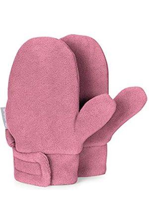 Sterntaler Mädchen Handschuhe - Fäustel mit Daumen aus Microfleece, Alter: 5-6 Jahre, Größe: 4