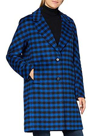 Bugatti Damen Westen - Damen 662400-64011-360 Wollmischungs-Mantel