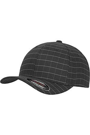 Flexfit Erwachsene Mütze Square Check Cap, S/M