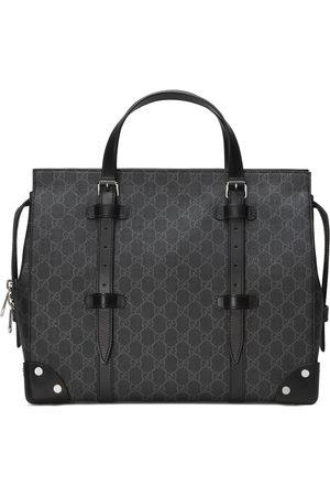Gucci GGÂ Shopper mit Lederdetails