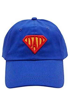 Game Hats Vatertag Mütze Super Dad 100% Baumwolle Kappe 3D Stickerei