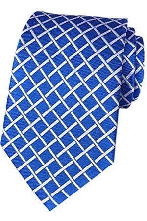 Elfeves Moderne, gestreifte, gemusterte Herren-Krawatte, College, täglich