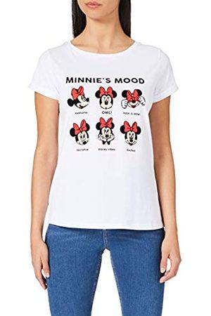 Springfield Damen Camiseta Minnie Moods Unterhemd