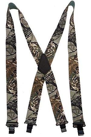 Yankee Forge In den USA hergestellte Hosenträger, 5,1 cm breit