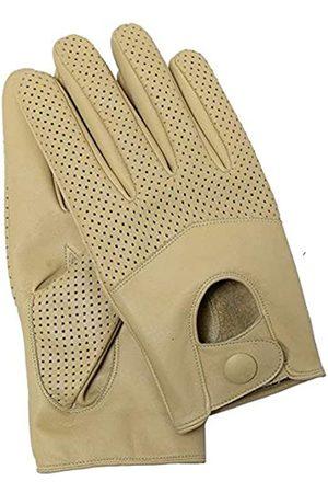 Riparo Motorsports Herren Handschuhe - Herren-Handschuhe aus Netz-Leder - - X-Large