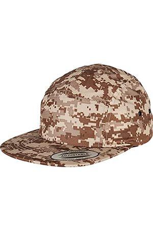 Flexfit Herren Caps - Unisex Digital Camo Jockey Cap Baseballkappe