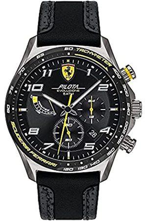 Scuderia Ferrari ScuderiaFerrariQuarzUhrmitLederArmband830718
