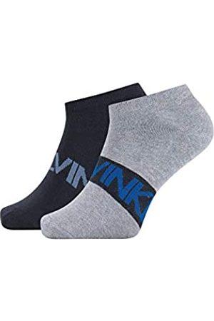 Calvin Klein Socks Mens Intense Power Men's Liner (2 Pack) Socks