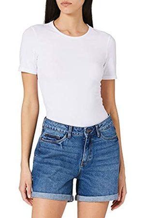 Noisy May Damen Shorts - NOS DE Damen NMSMILEY NW VI060MB BG NOOS Shorts