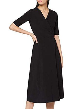 People Tree Damen Mishka Wrap Dress Lssiges Kleid
