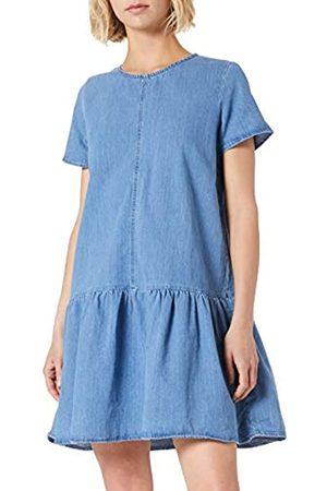 Noisy May Damen Freizeitkleider - Damen NMEMILIA S/S Dress MB BG NOOS Kleid