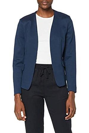 MERAKI Damen Blazer & Sakkos - Amazon-Marke: Damen Schmaler Blazer, 44