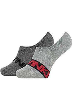 Calvin Klein Socks Mens Men's Liner (2 Pack) Socks
