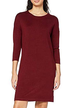VERO MODA Damen Vmglory Vipe Aura 3/4 Dress Noos Kleid
