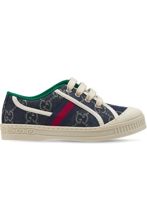 """GUCCI Sneakers """"gg Tennis 1977"""""""