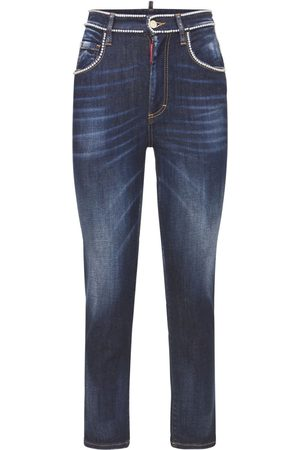 "Dsquared2 Jeans Aus Stretch-baumwolldenim ""jean"""