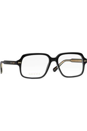 Gucci Eckiges Brillengestell