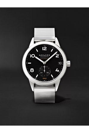 NOMOS Glashütte Herren Uhren - Club Sport Neomatik Automatic 42mm Stainless Steel Watch
