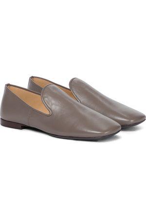 LEMAIRE Damen Halbschuhe - Loafers aus Nappaleder