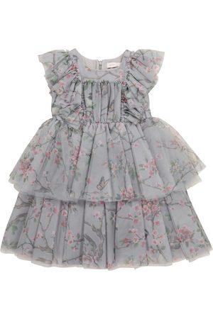 MONNALISA Kleid aus Tüll