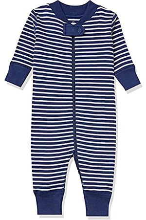 Moon and Back by Hanna Andersson Unisex Baby Schlafanzug