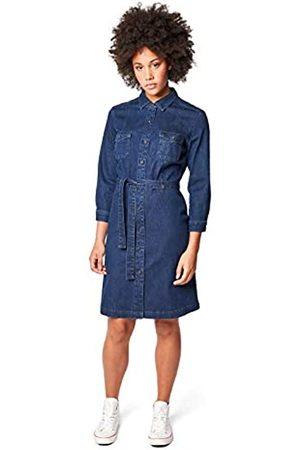 Lee Cooper Damen Denim Dress Lässiges Business-Kleid