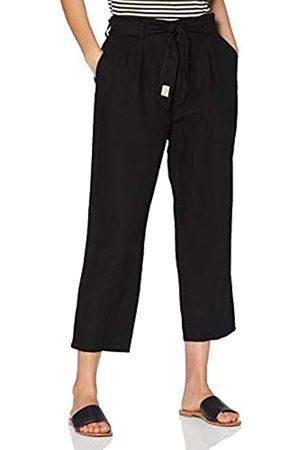Herrlicher Damen Hosen & Jeans - Damen Comfy Linen Uni Hose