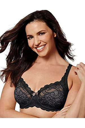 Playtex Damen Love My Curves Beautiful Lace & Lift Underwire BH