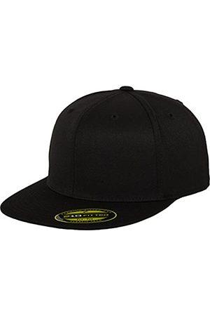 Flexfit Erwachsene Mütze Premium 210 Fitted, (black)