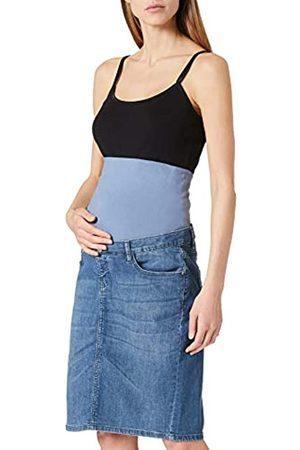Noppies Damen Jeans Skirt OTB Erie Rock, Aged Blue-P304