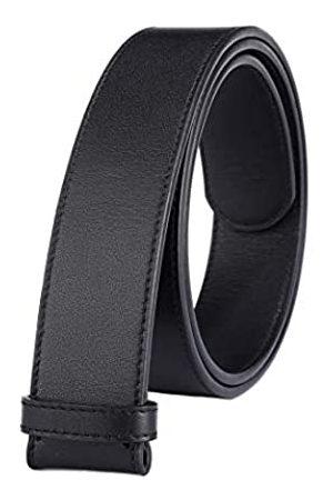 Vatee's Ersatz-Gürtel für Damen und Herren, aus echtem Leder, 3,8 cm, 3,6 cm, 3 cm, 2,5 cm