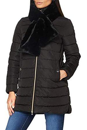 Geox Damen Westen - Womens W ELISKA Jacket, BLACK