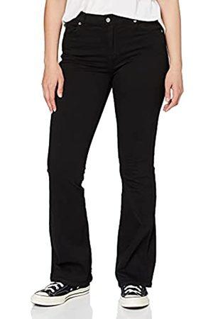 Dr Denim Damen Soniq Jeans, Black