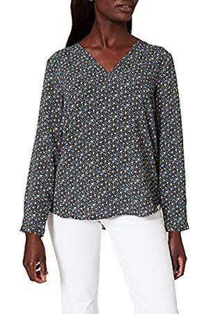JDY Damen Shirts - Damen PIPER L/S V-Neck TOP WVN NOOS Bluse