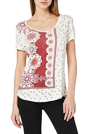 Desigual Womens TS_ESTAMBUL T-Shirt