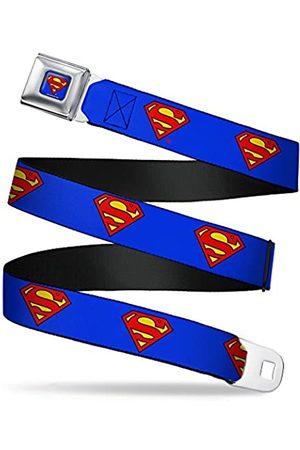 Buckle-Down Sicherheitsgurt Superman Regular - - 4 cm Breit-61/97 cm Länge