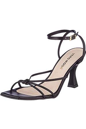 VERO MODA Damen Vmlivo Leather Sandale