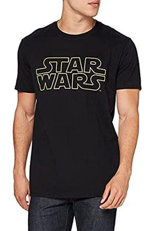 STAR WARS Herren Basic Logo T-Shirt